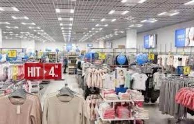 Ευρωζώνη: Ανώτερη των προβλέψεων η άνοδος των λιανικών πωλήσεων το Μάιο, στο 4.6%