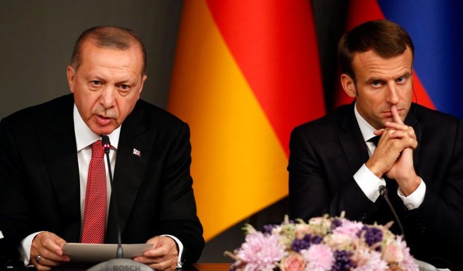 Γαλλία: Θα πιέσουμε πολύ περισσότερο την Τουρκία στο Ευρωπαϊκό Συμβούλιο (10/12) – Να σταματήσει τις έρευνες στην Ανατολική Μεσόγειο
