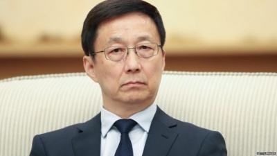Han (Αντιπρόεδρος Κίνας): Η συμφωνία με τις ΗΠΑ δεν βλάπτει τα συμφέροντα τρίτων χωρών