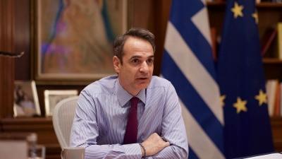 Μητσοτάκης: Επικοινωνία με τον πρωθυπουργό του Ισραήλ Naftali Bennett – Ευχαριστίες για την αρωγή