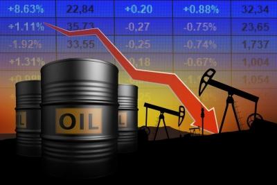 Πιέσεις για το πετρέλαιο - Στα 65,79 δολάρια το βαρέλι το Βrent