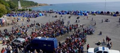 Βερολίνο: Ευθύνες στην ελληνική κυβέρνηση για την κατάσταση στα hot spots