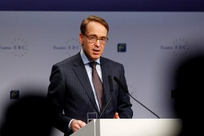 Weidmann (Bundesbank): Πρέπει να τελειώνουμε με το PEPP, να αρθεί η χαλαρή νομισματική πολιτική