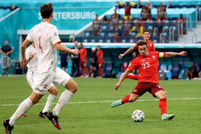 Ελβετία – Ισπανία 1-1: Ο Σακίρι ισορρόπησε τον αγώνα! (video)
