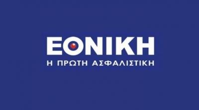 Εθνική Ασφαλιστική: Αύξηση κερδοφορίας 16,6% το 2020 με κέρδη μετά φόρων 66,7 εκατ. ευρώ