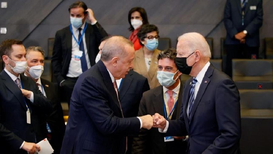 Erdogan (Τουρκία): Δεν αλλάζουμε στάση για τους S-400, θα διεκδικήσουμε τα δικαιώματά μας