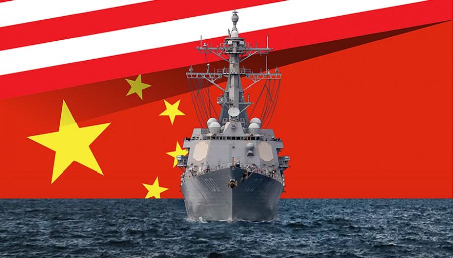 Πρεσβεία Κίνας στις Φιλιππίνες: Οι ΗΠΑ συμπεριφέρονται με επικίνδυνο τρόπο - Προσπαθούν να «δημιουργήσουν χάος» στην Ασία