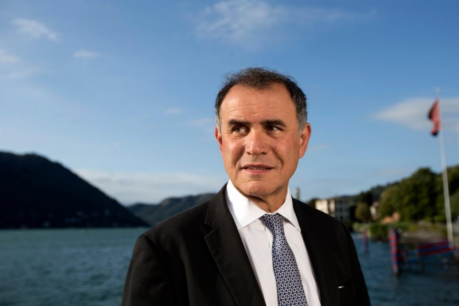Roubini: Σε παγίδα χρέους έχουν πέσει οι κεντρικές τράπεζες - Ορατός ο κίνδυνος νέας κρίσης όπως το 2008