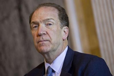 Από σκληρός επικριτής της πολιτικής της Παγκόσμιας Τράπεζας πρόεδρος της με τις ευλογίες Trump, ο Malpass