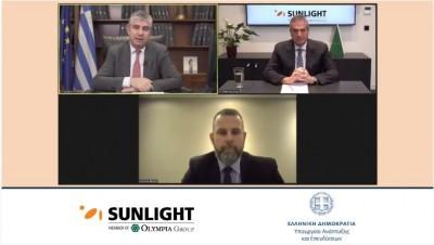 Sunlight: Επενδύει 105 εκατ. σε σε έρευνα και ανάπτυξη για «φιλική ενέργεια», με καινοτόμες μπαταρίες λιθίου