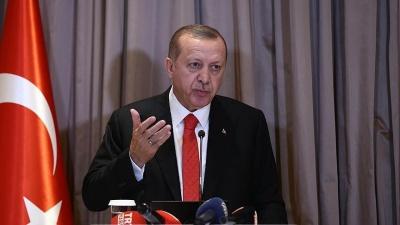 Erdogan: Χωρίς τη συγκατάθεση της Τουρκίας δεν μπορεί να γίνει καμία γεώτρηση στην κυπριακή ΑΟΖ