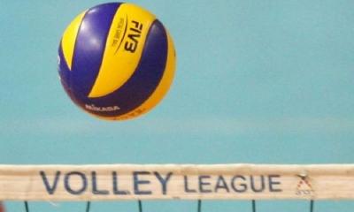 Volley League: Έναρξη στις 16 Οκτωβρίου και στις 13/9 η κλήρωση