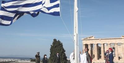 Σακελλαροπούλου: Στις προκλήσεις της εποχής μας η Ευρώπη οφείλει να απαντήσει με ενότητα και αλληλεγγύη