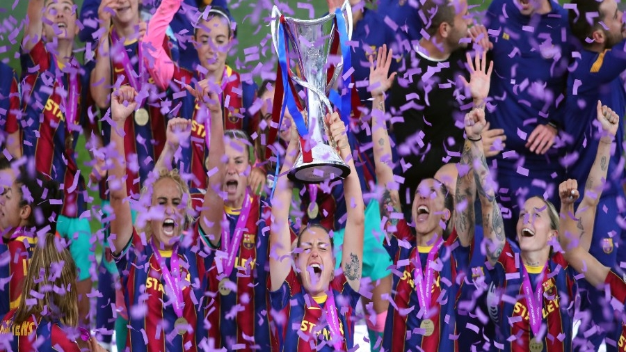 Champions League Γυναικών: Η Μπαρτσελόνα έκανε φύλλο και φτερό την Τσέλσι και θύμισε στους φίλους των «μπλαουγκράνα» το τίκι-τάκα (video)