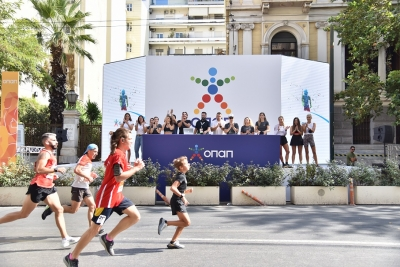 Ο Ημιμαραθώνιος της Αθήνας επέστρεψε με χορηγό τον ΟΠΑΠ - 10.000 δρομείς συμμετείχαν στη μεγάλη δρομική γιορτή