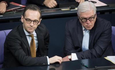 Ευρωεκλογές 2019: Έκκληση στους Γερμανούς να ψηφίσουν κάνουν ο πρόεδρος και ο ΥΠΕΞ της χώρας
