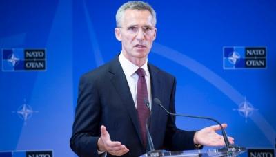 Stoltenberg (NATO): Ζούμε σε έναν απρόβλεπτο κόσμο - Οι αμυντικές δαπάνες πρέπει να αυξηθούν