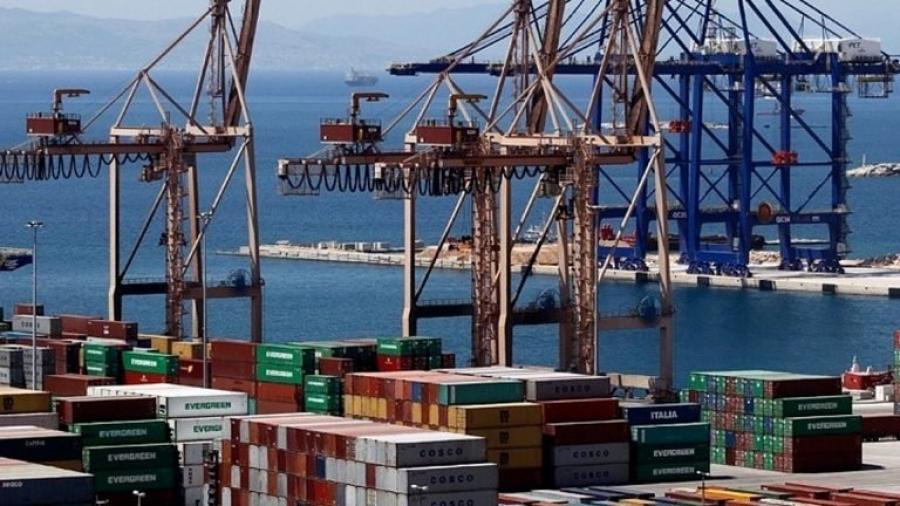 Ανοδικά κινήθηκαν οι εξαγωγές τον Φεβρουάριο του 2021