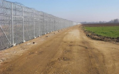 Ξεκίνησε η κατασκευή του φράχτη στον Έβρο – Επίσκεψη Μητσοτάκη το Σάββατο 17/10