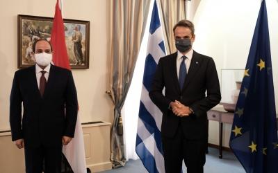 Μητσοτάκης: Η Τουρκία απειλεί την ειρήνη στην ευρύτερη περιοχή της Μεσογείου