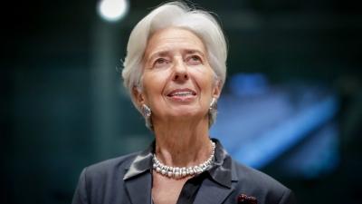 Καθησυχαστική η Lagarde (EKT): Περιορισμένη η έκθεση της Ευρώπη στην κρίση της Evergrande