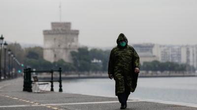 Διασπορά του κορωνοϊού στη Θεσσαλονίκη - Διπλασιάστηκε το ιικό φορτίο στα λύματα
