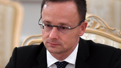Sijiarto (ΥΠΕΞ Ουγγαρίας): Επιρρίπτει ευθύνες στη Φινλανδία για τη μη έναρξη ενταξιακών διαπραγματεύσεων με τις χώρες των Βαλκανίων