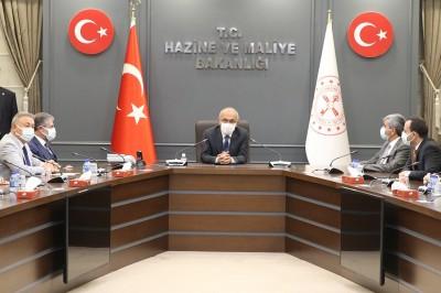Ο νέος υπουργός Οικονομικών της Τουρκίας δεσμεύεται για φιλικές προς την αγορά αλλαγές