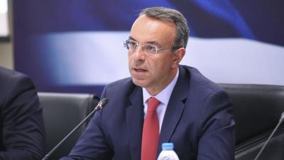 Σταϊκούρας: Ανάπτυξη 5,9% το 2021 - Στόχος επενδυτική βαθμίδα το 2023 και μονοψήφια NPEs - Όλα τα μέτρα στήριξης της οικονομίας
