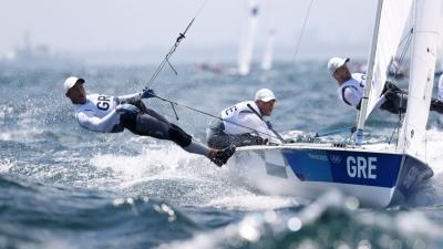 Ιστιοδρομία: Μάντης και Καγιαλής στη medal race στα 470!