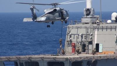 Κοινή άσκηση Ελλάδας - Γαλλίας - Κύπρου στην Ανατολική Μεσόγειο