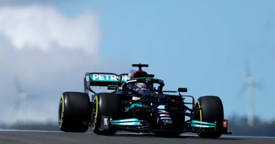 F1: O Hamilton επικράτησε στο πορτογαλικό GP και αύξησε τη διαφορά από τον Verstappen