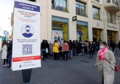 Ευρωζώνη: Πρόβλεψη για άλμα 4 μονάδων του δείκτη καταναλωτικής εμπιστοσύνης το Μάρτιο