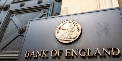 BoE: Σταθερός ο ρυθμός αγοράς ομολόγων – Στο 0,1% παραμένει το βασικό επιτόκιο