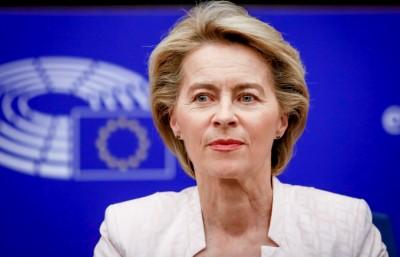 Von der Leyen: Εγκρίθηκαν μόνο ασφαλή εμβόλια - Η ΕΕ θα έχει 2 δισ. δόσεις