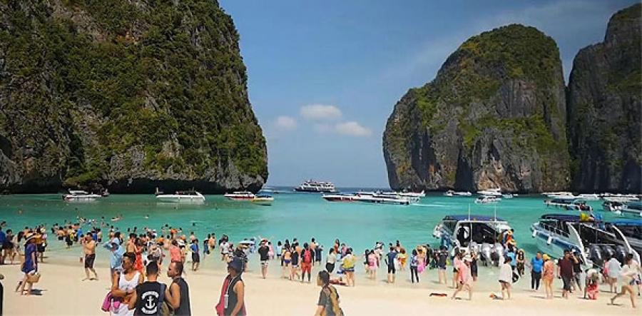 Ανοιχτές θύρες στους εμβολιασμένους τουρίστες από την Ταϊλάνδη