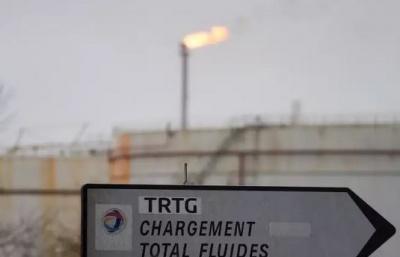 Γαλλία: Υπό έλεγχο μεγάλη πυρκαγιά σε διυλιστήριο της Total – Δεν σημειώθηκαν τραυματισμοί