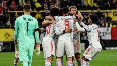 Σούπερ Καπ Γερμανίας: «Κλασική» νίκη στο Klassiker η Μπάγερν, 3-1 την Ντόρτμουντ