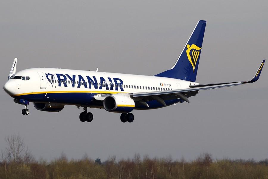 Η Ryanair προχωρά στην αγορά 75 Boeing 737 MAX έναντι 9 δισ. δολαρίων