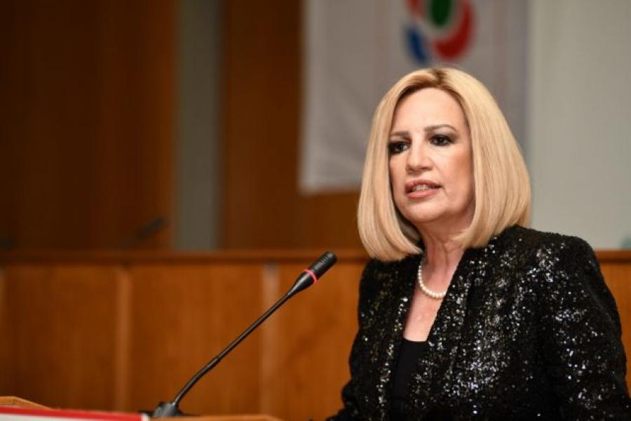 Γεννηματά: Ο κ. Μητσοτάκης δεν μπορεί να αναζητά συνεχώς ενόχους στους πολίτες
