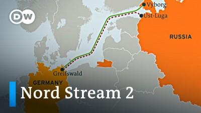 Κυρώσεις κατά της κατασκευής του ρωσικού αγωγού NordStream 2 ετοιμάζουν οι ΗΠΑ