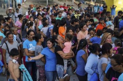 AP: Η κυβέρνηση Biden θα επιτρέψει την είσοδο στις ΗΠΑ για 25.000 αιτούντες ασύλου
