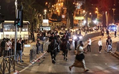 Ρωσική ανησυχία για το νέο ξέσπασμα βίας στη Μέση Ανατολή