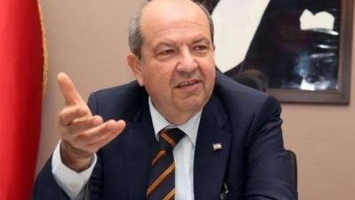 Κυπριακό: Μερίδιο στην ενέργεια και μοντέλο Κοσόβου ζητά ο Tatar