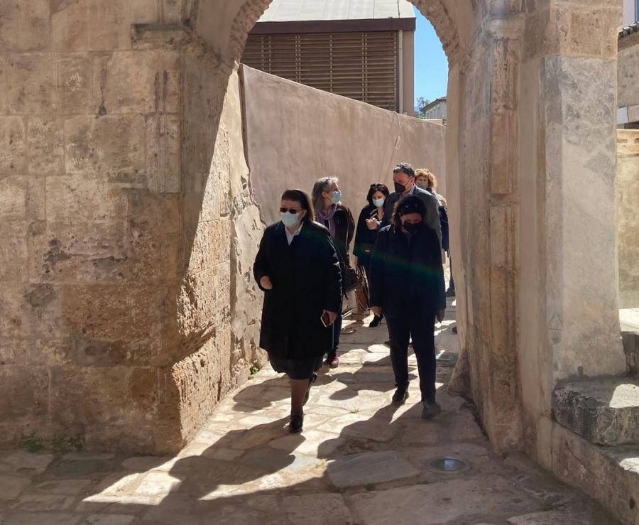 Υπουργείο Πολιτισμού: Προχωρούν οι εργασίες στο κτηριακό συγκρότημα του Μουσείου Νεότερου Ελληνικού Πολιτισμού