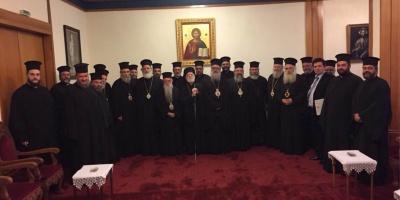 Στην Αθήνα οι Ιεράρχες της Κρήτης – Συνάντηση με τον Γαβρόγλου για την συμφωνία Τσίπρα – Ιερώνυμου