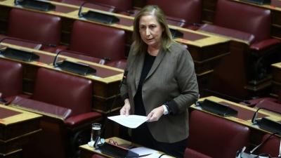 Ξενογιαννακοπούλου: Ο Χατζηδάκης ξεπέρασε κάθε όριο προπαγάνδας και παραπληροφόρησης