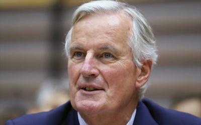 Barnier (Κομισιόν): Το Brexit της υπομονής, κινδυνεύει να μετατραπεί σε... «άτακτο»