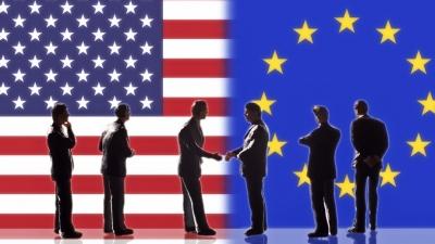 Τέλος στους εμπορικούς δασμούς δίνουν ΕΕ και ΗΠΑ - Θα ζητήσουν έρευνα για την προέλευση του κορωνοϊού