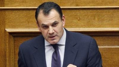 Παναγιωτόπουλος: Η ενίσχυση των Ενόπλων Δυνάμεων γίνεται με βάση τις καταγεγραμμένες επιχειρησιακές απαιτήσεις